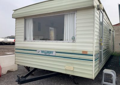 Willerby Jupiter 3 bedro  34×10   13.950.-€