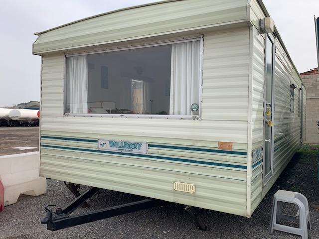 Willerby jupiter 10x3x3 dorm.   13.950.-€