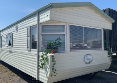 Willerby Salisbury  35X12X2 bed.    24.950.-€