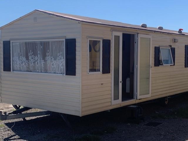 Willerby cottage  11x3x3 dorm.   17.950.-€